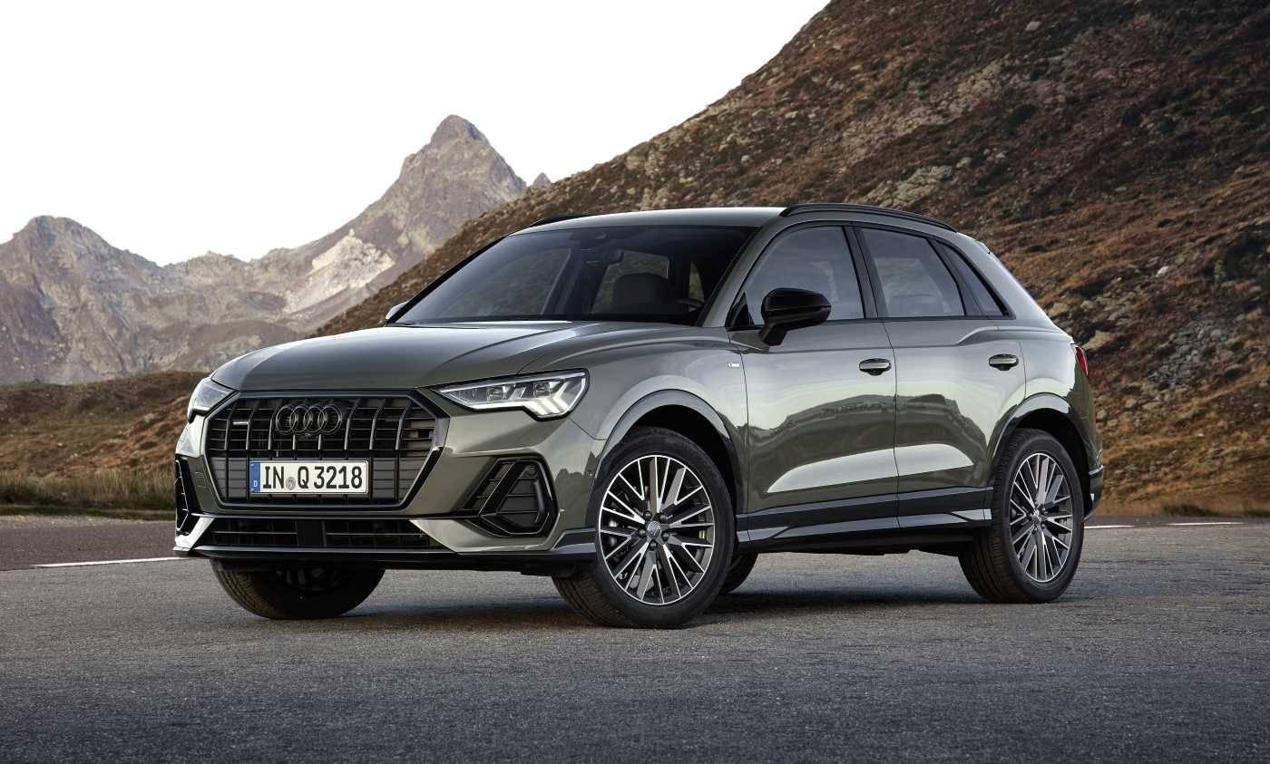 Audi Q3 2019 - Audi Paris 4