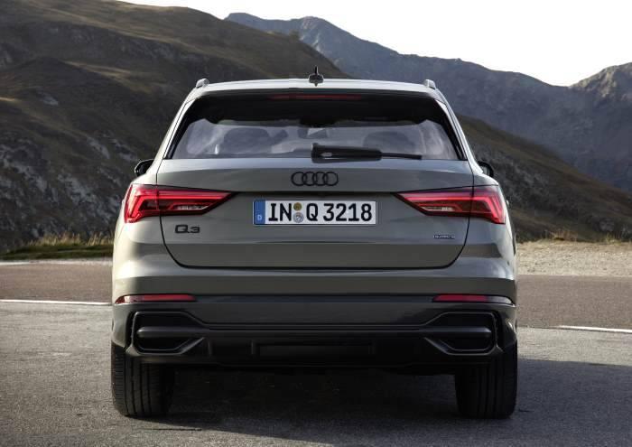 Audi Q3 2019 - Audi Paris 2