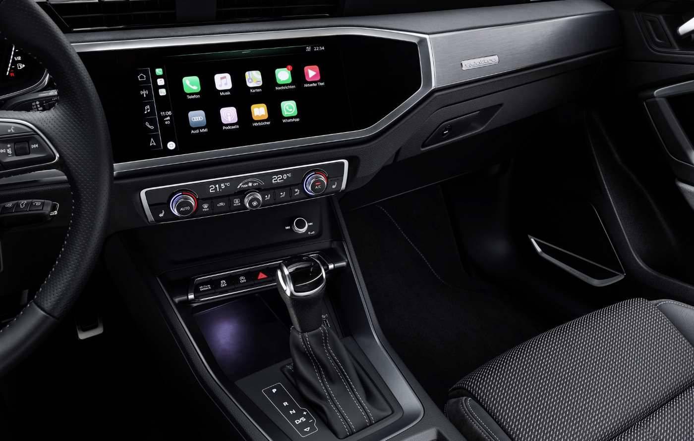 Audi Q3 2019 - Audi Paris 11