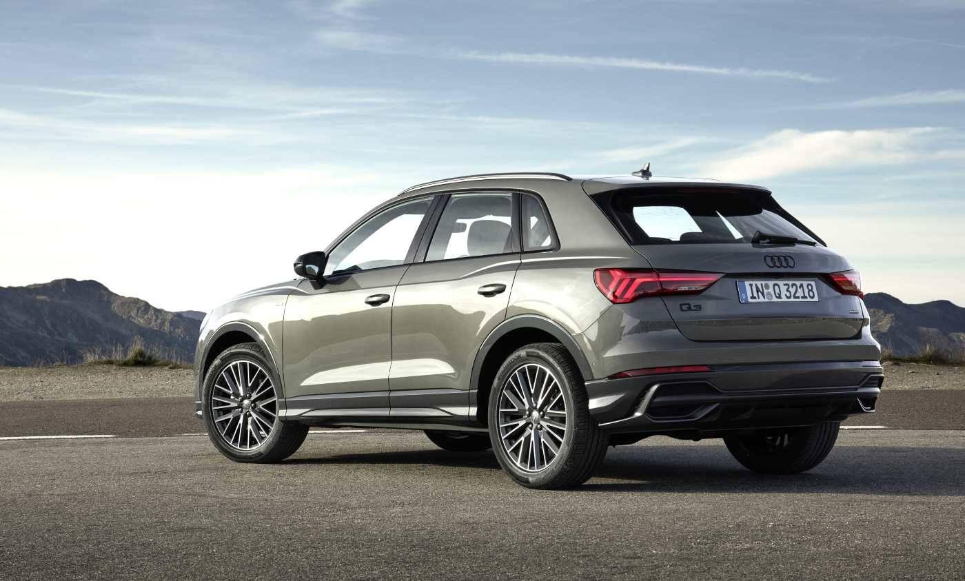 Audi Q3 2019 - Audi Paris 5