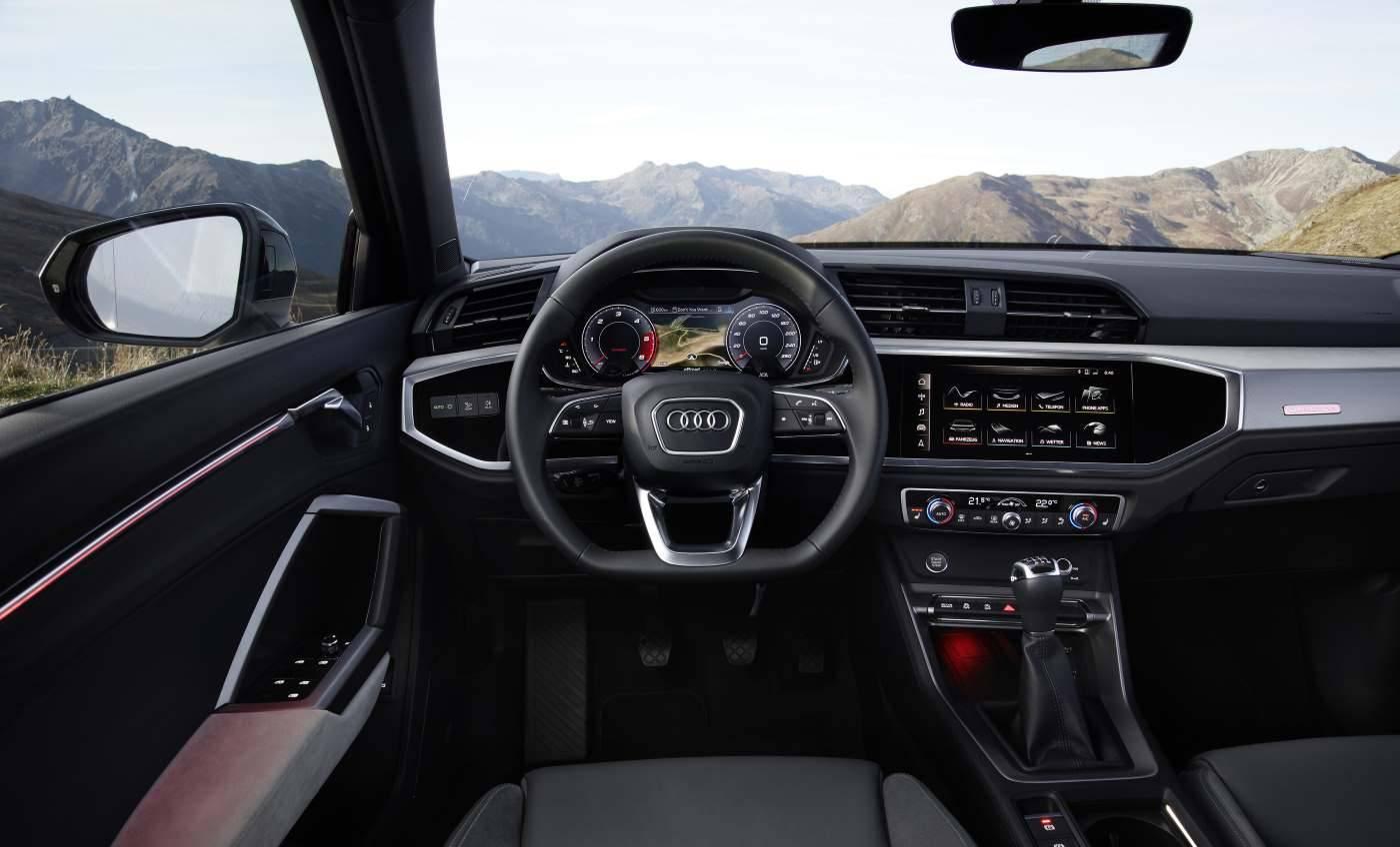 Audi Q3 2019 - Audi Paris 8
