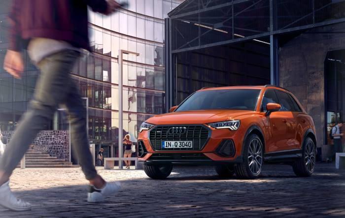 Audi Q3 2019 - Audi Paris 18