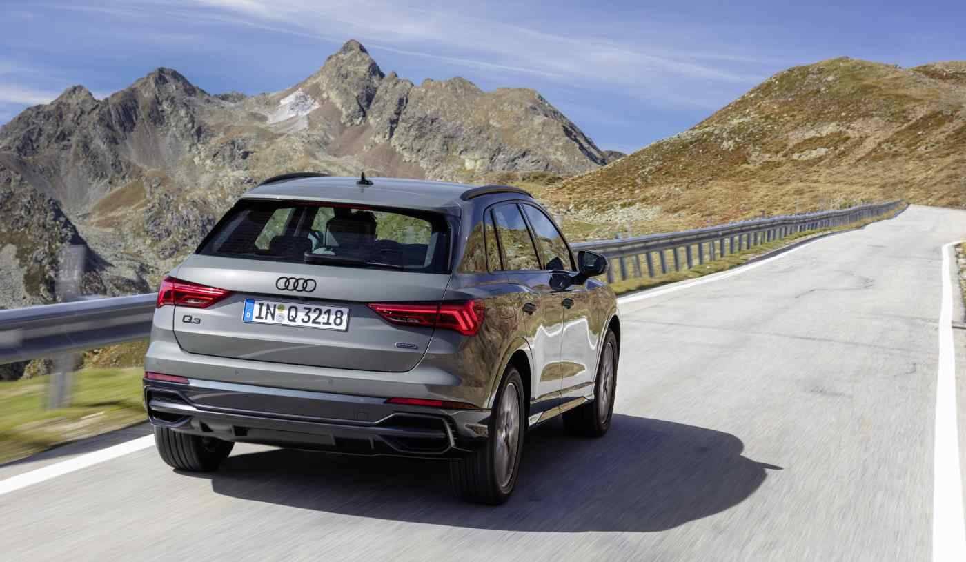 Audi Q3 2019 - Audi Paris 7