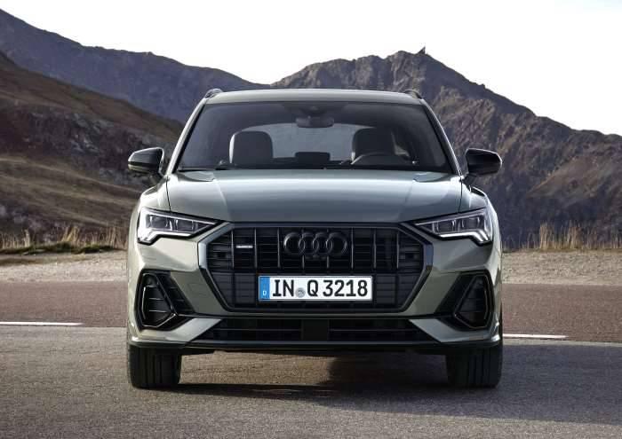 Audi Q3 2019 - Audi Paris 1
