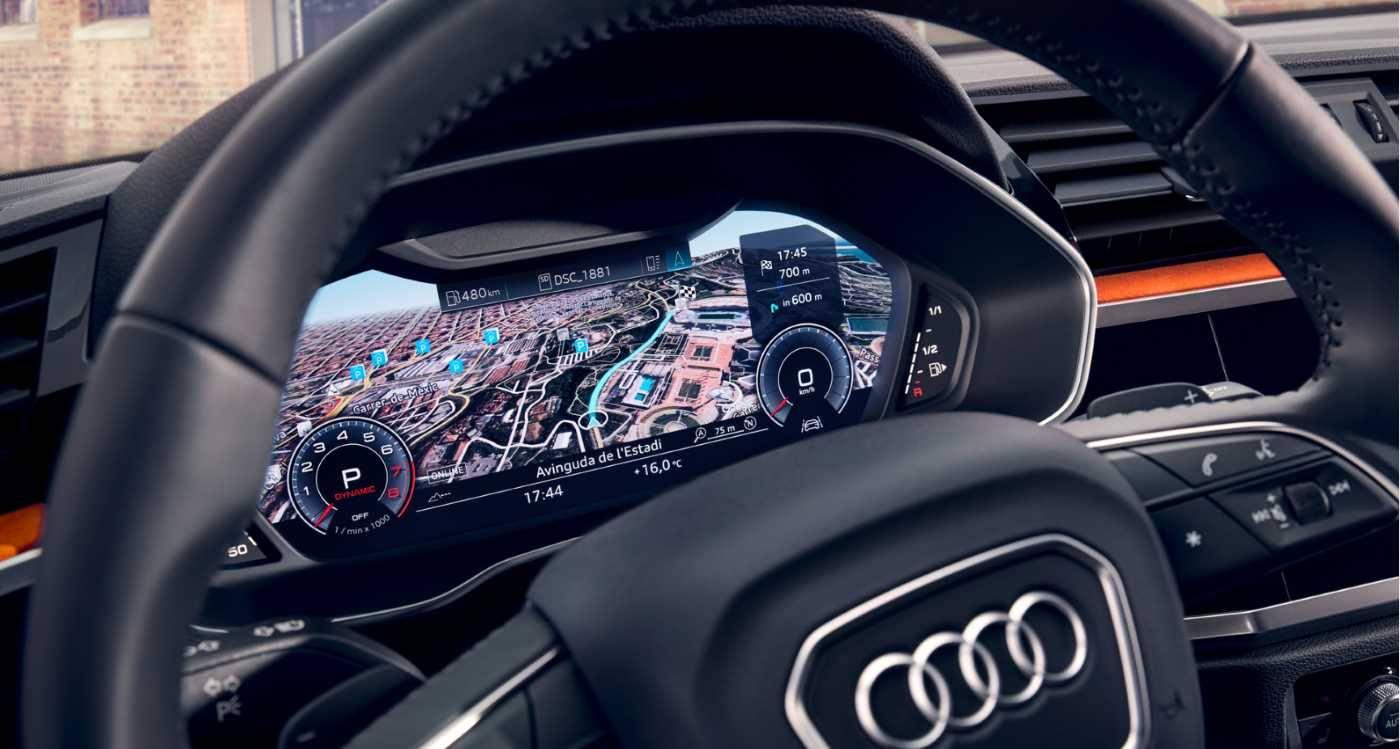 Audi Q3 2019 - Audi Paris 14