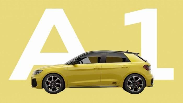 Nouvelle Audi A1 Sportback 2018 - 2019