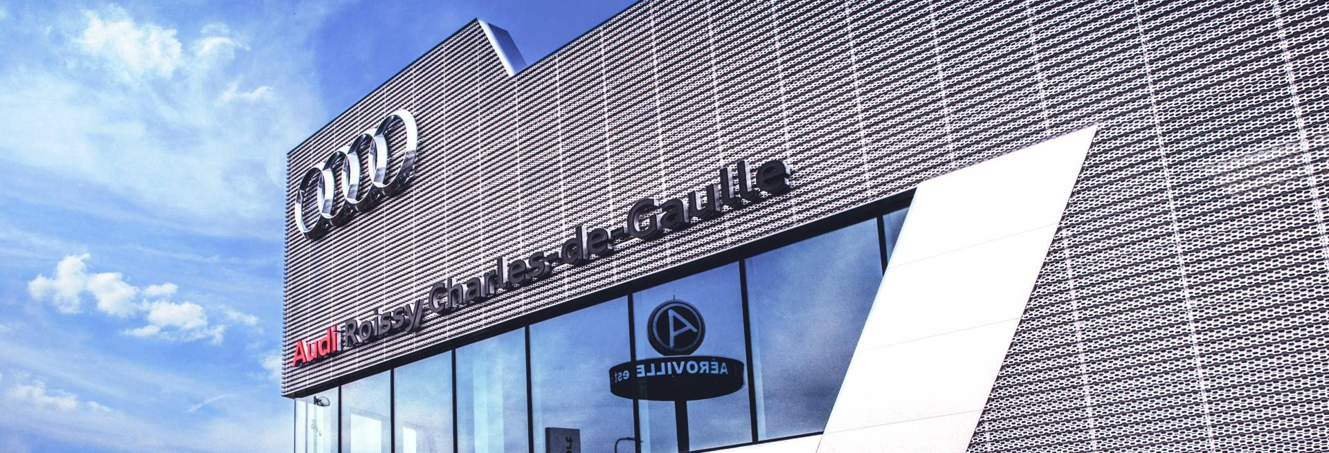 Audi Bauer Paris Roissy ouvre ses portes