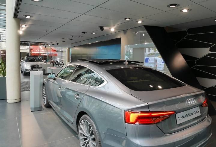 Audi A5 Sportback Paris Q5 Q7 Q8 Leasing LOA A3 A4
