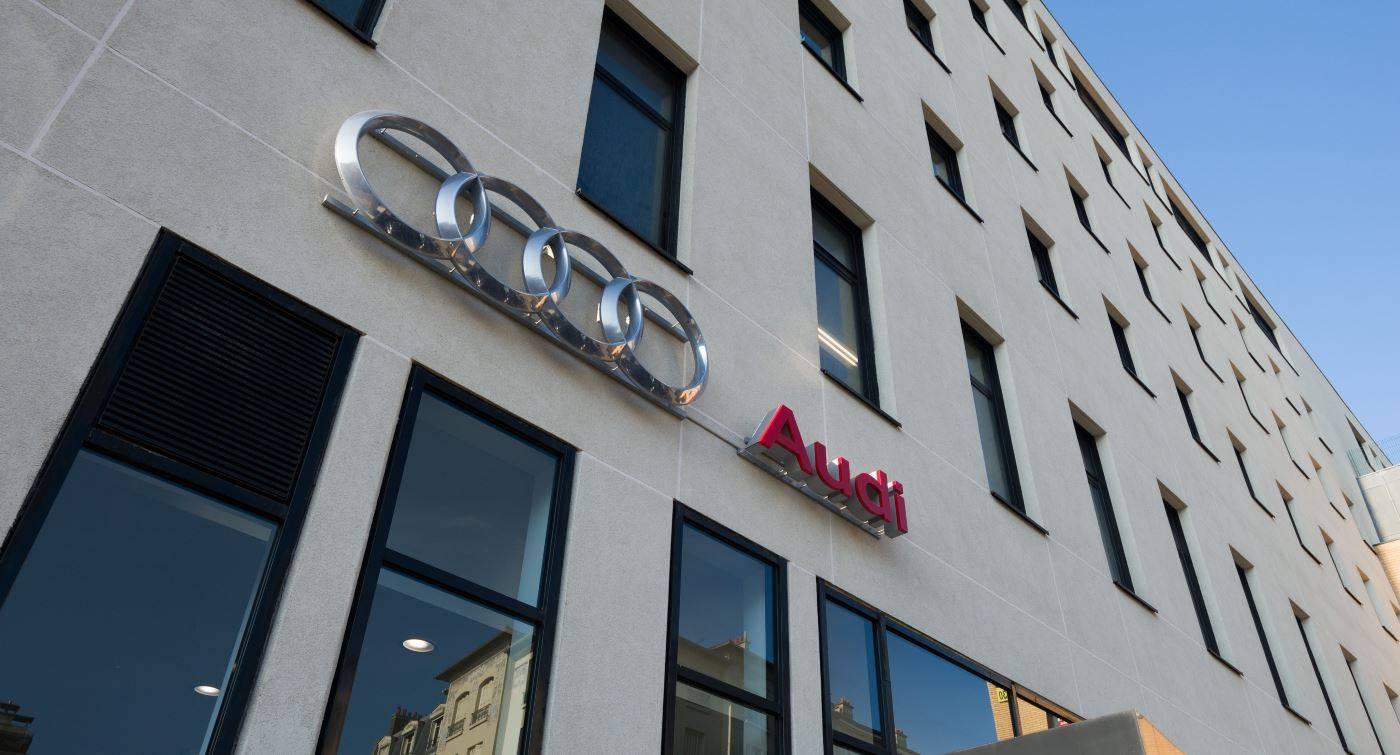 Audi Bauer Paris Saint-Ouen 93 95 Neuve Occasion