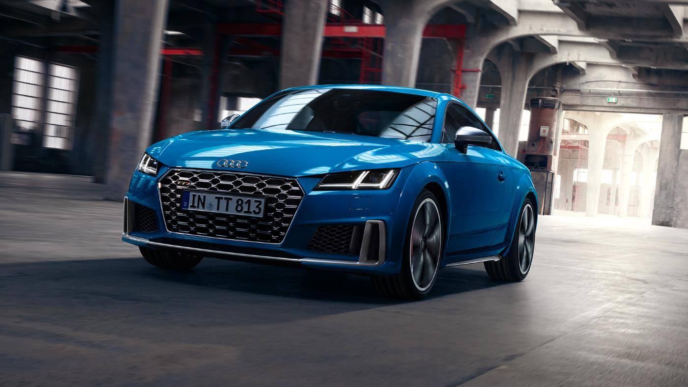 Nouvelle Audi TTS 2
