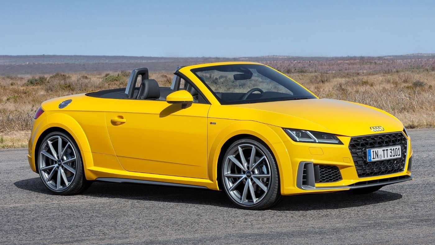 Nouvelle Audi TT Roadster