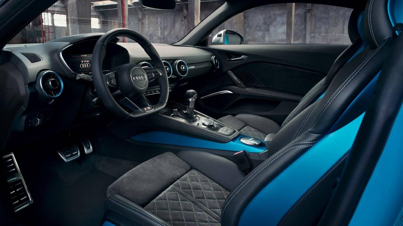 Nouvelle Audi TTS 3
