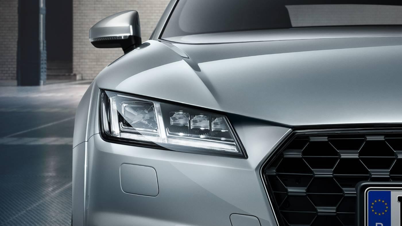 Nouvelle Audi TT calandre