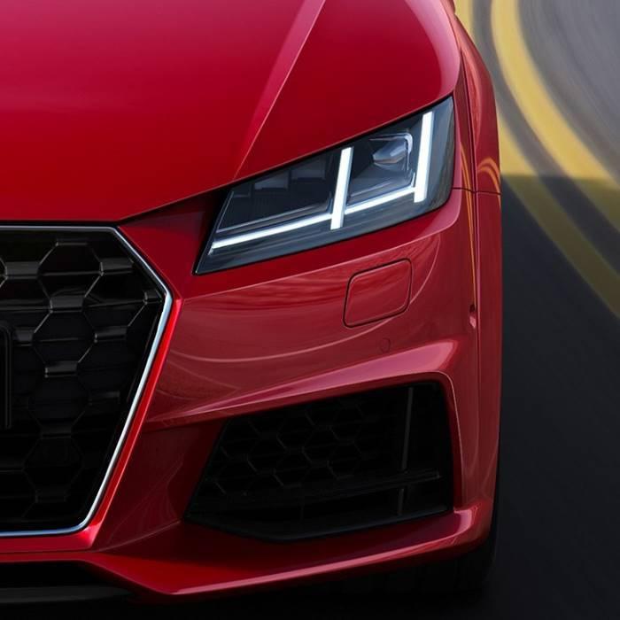 Nouvelle Audi TTS 6