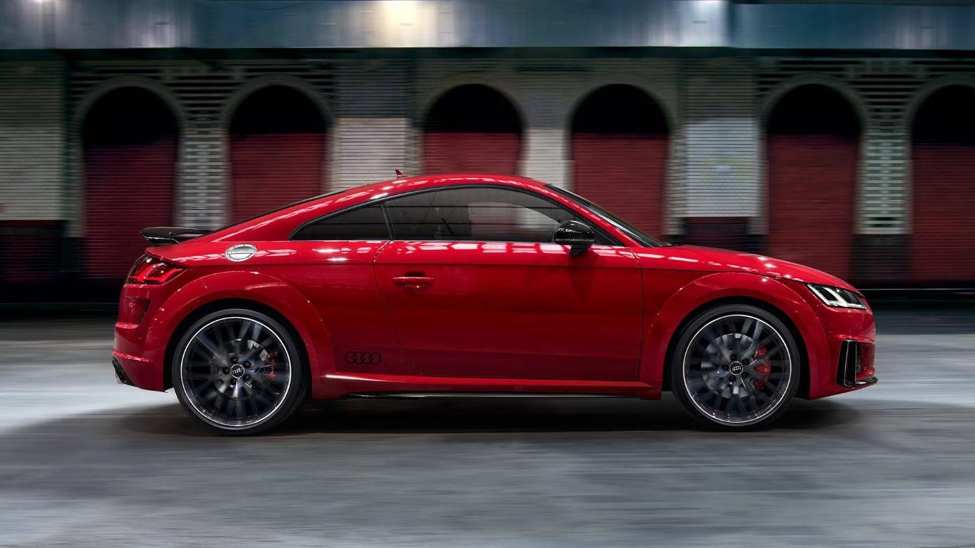 Nouvelle Audi TTS 4