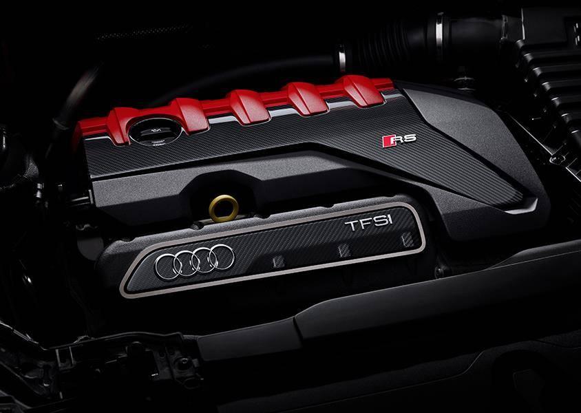 Nouvelle Audi RSQ3 2020 moteur