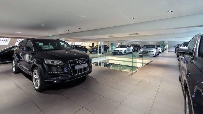 Audi Bauer Paris Wagram > Audi Occasion :plus