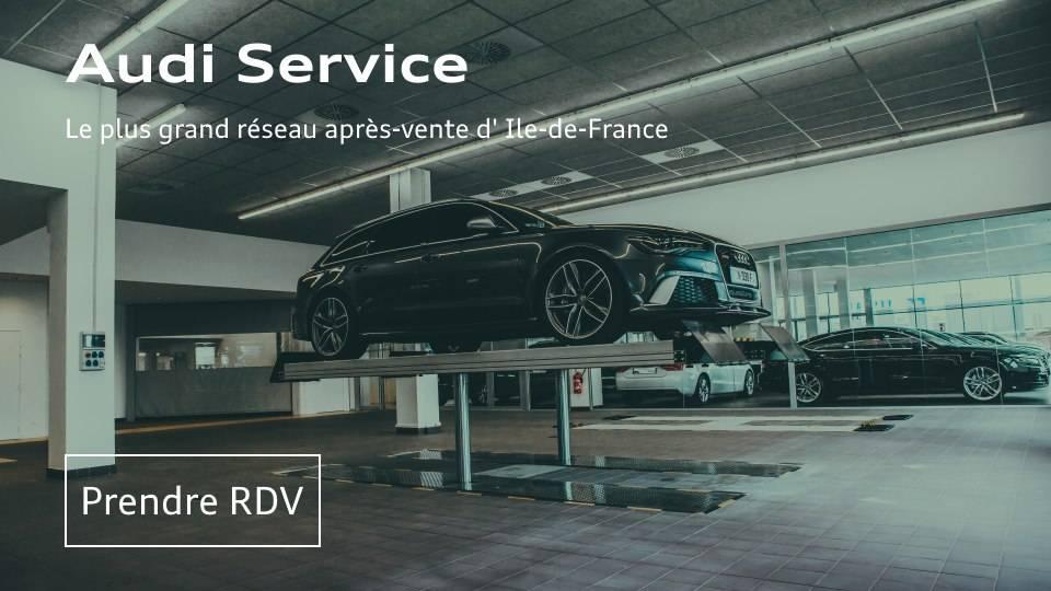 Audi Service Paris 75 92 93 95 Révision Entretien