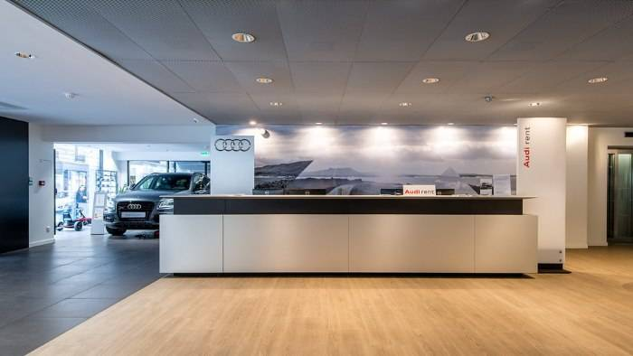 Audi Bauer Paris Wagram > Location Audi rent