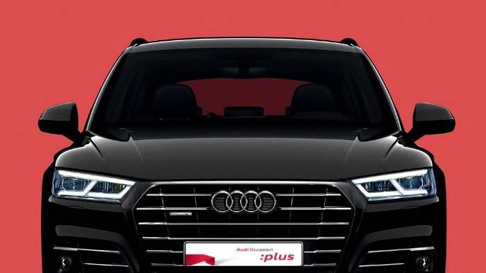 Journées All Access Audi Occasion promo taux pub