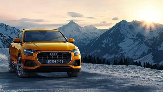 Offre pare-brise Audi hiver 2019