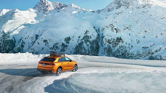 Offre roue complète hiver Audi 2019