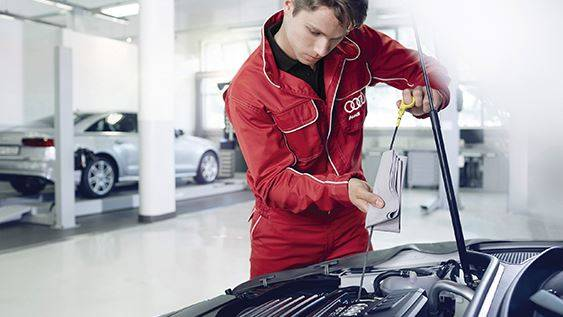 Audi Car check offert