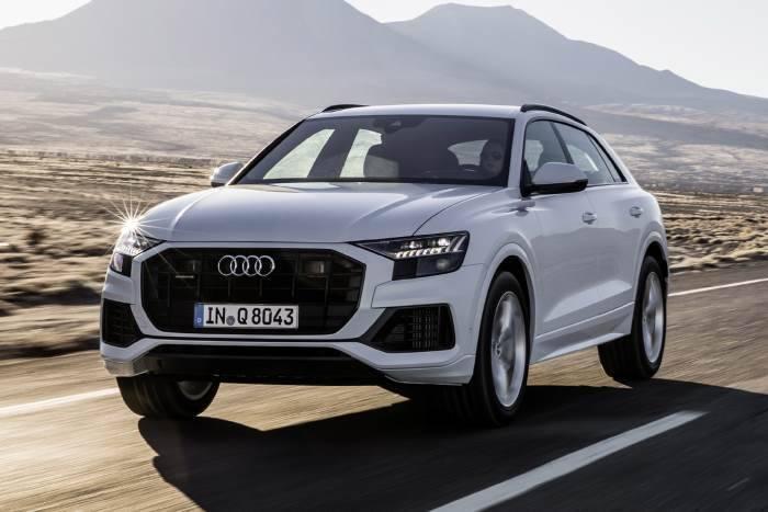 avant Nouvelle Audi Q8 2018