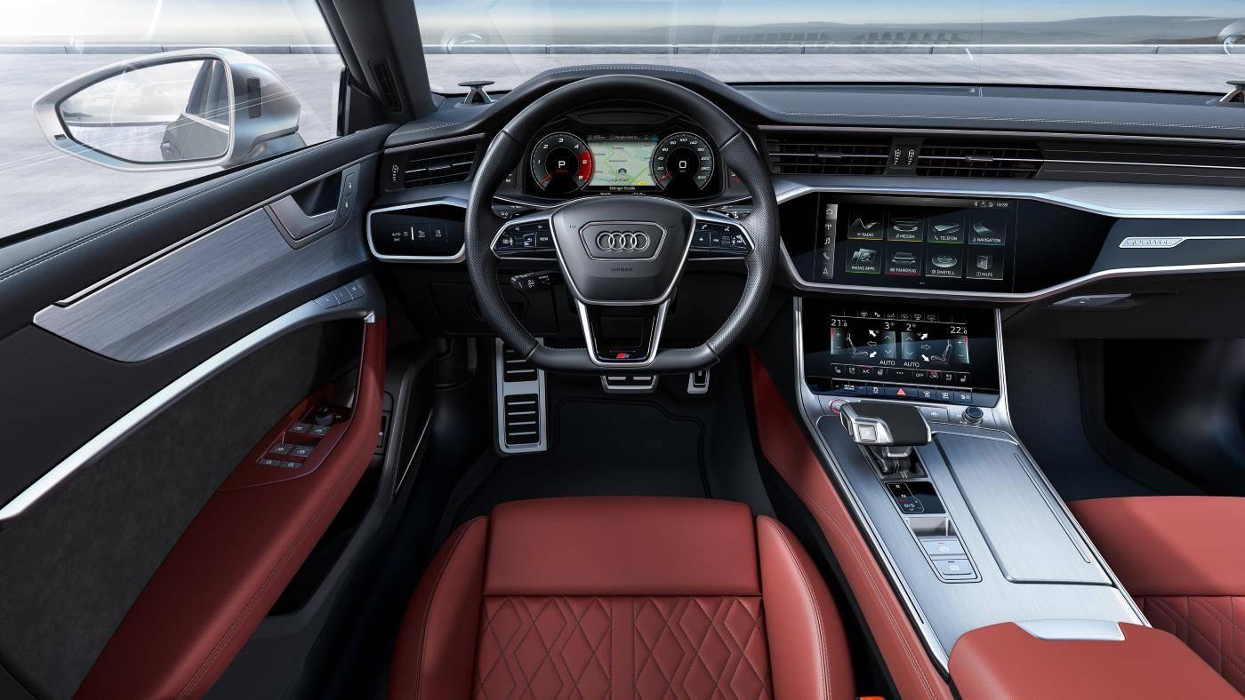 Nouvelle Audi S7 Sportback TDI 2020 Photo Image