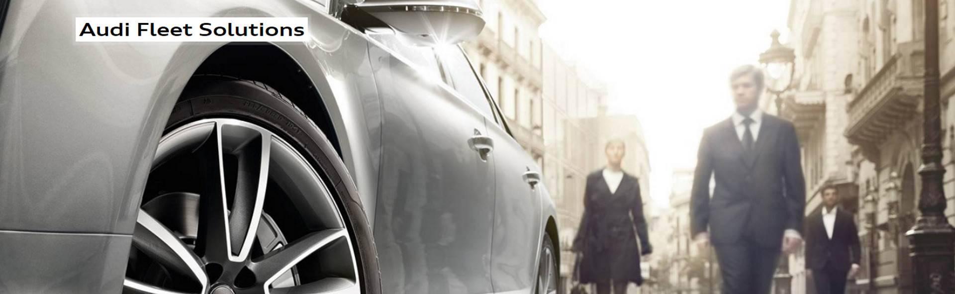 Cellule Société Bauer Paris - Audi Fleet Solutions