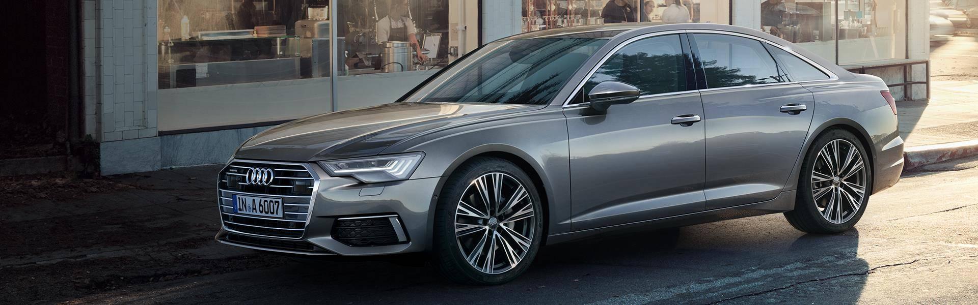 Nouvelle Audi A6 Berline 2018