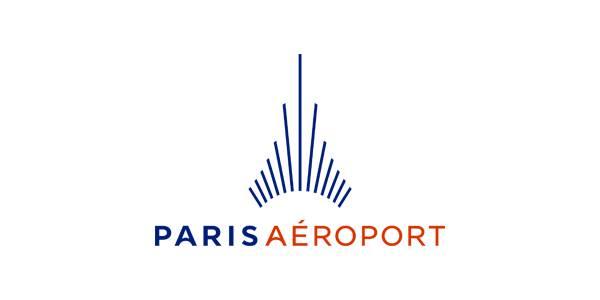 Logo ADP Aéroport de Paris CDG
