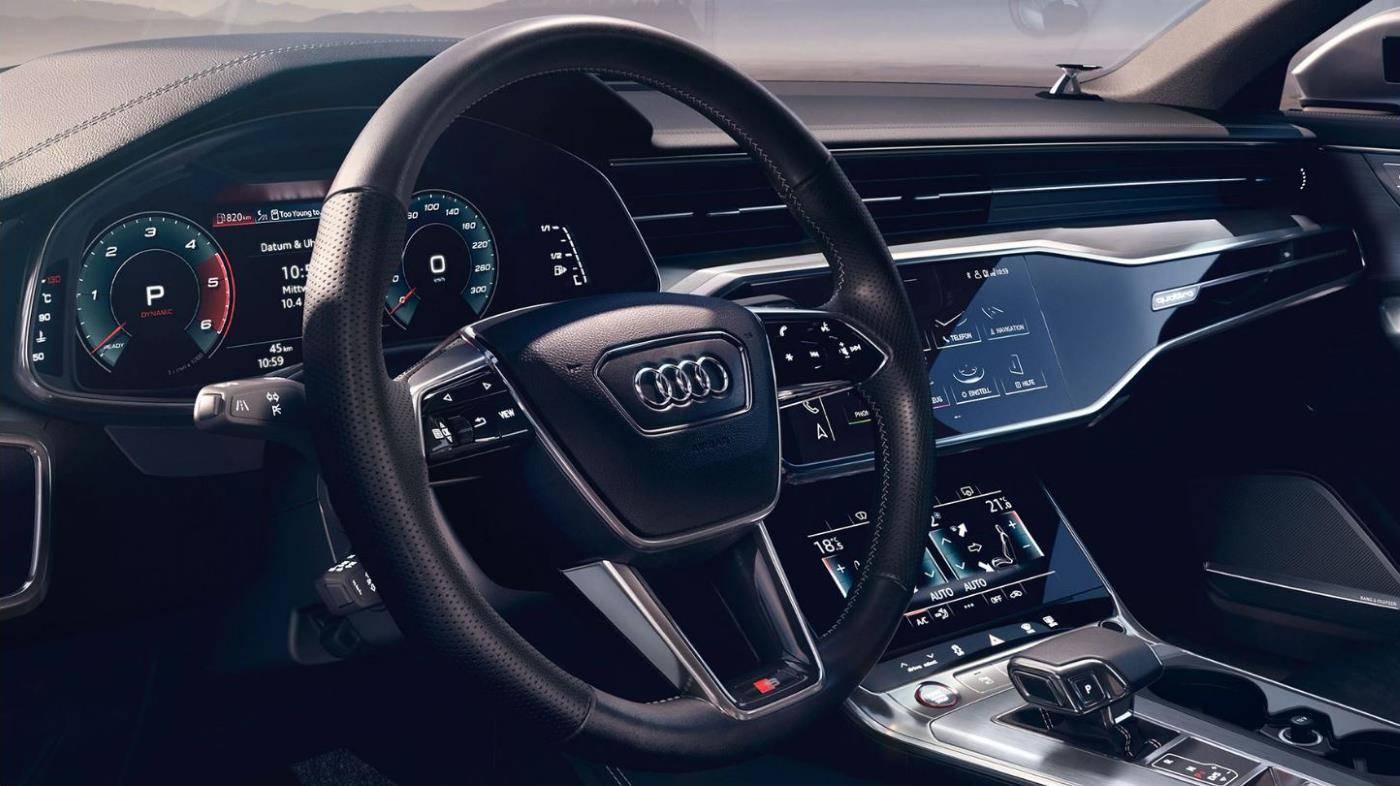 Nouvelles Audi S6 Berline Audi S6 Avant 2020