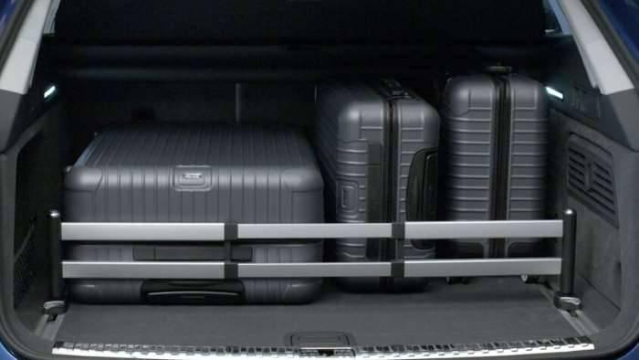 Nouvelle Audi S6 Avant 2020 coffre bagages