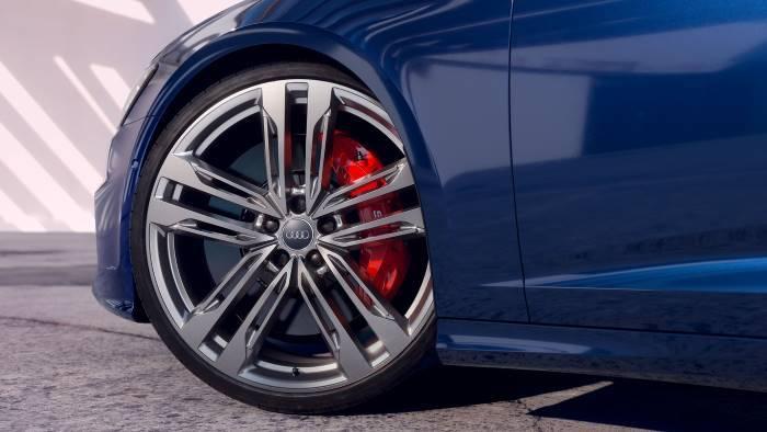 Nouvelle Audi S6 Avant 2020
