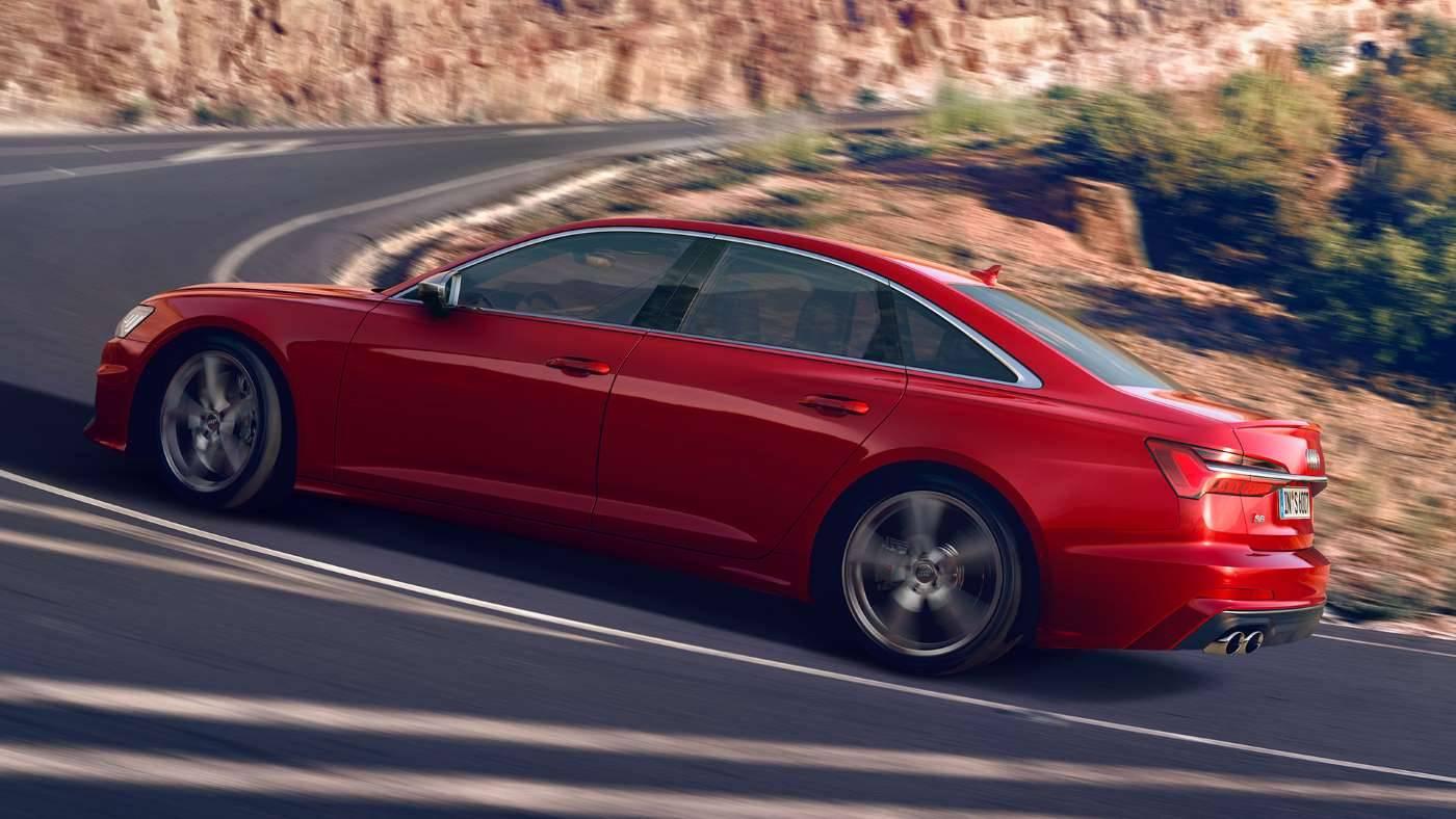 Nouvelle Audi S6 Berline 2020