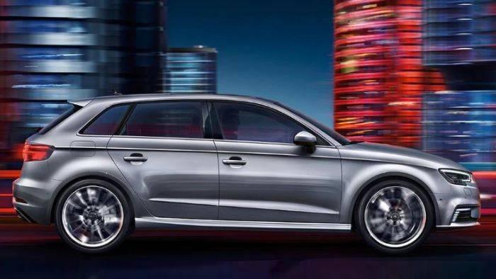 Audi A3 Sportback etron 2019