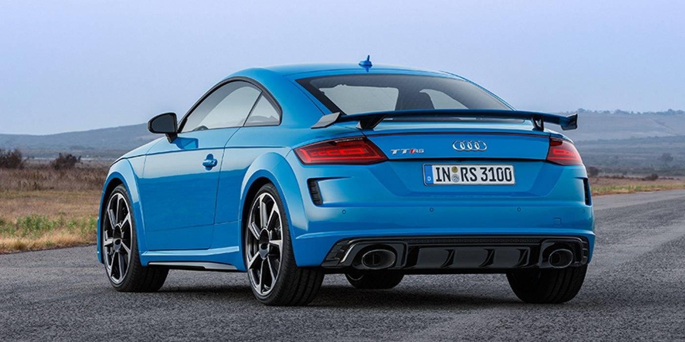 Nouvelle Audi TT RS 2019 3