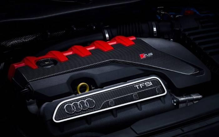 Moteur Audi TT RS 2.5TFSI 2019