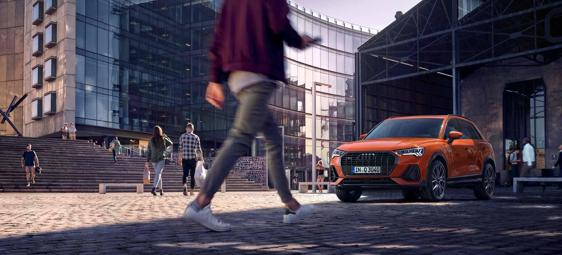 header Nouvelle Audi Q3 2019