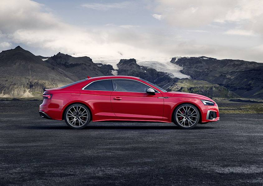 Nouvelle Audi S5 Coupé 2020