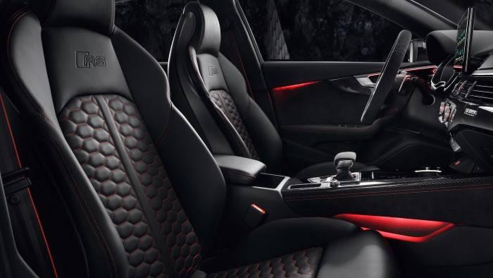 Nouvelle Audi RS4 Avant 2019 2020 intérieur