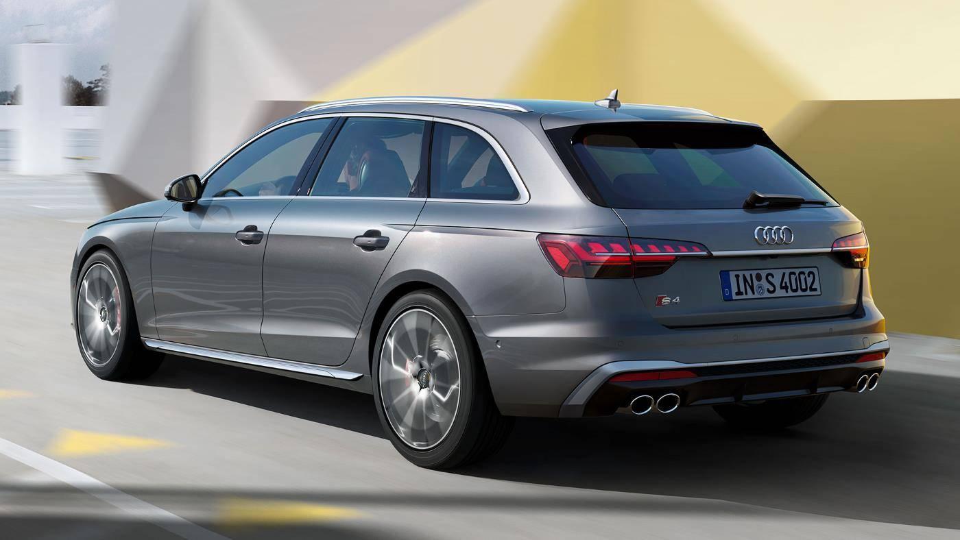 Nouvelle Audi S4 Avant 2019-2020