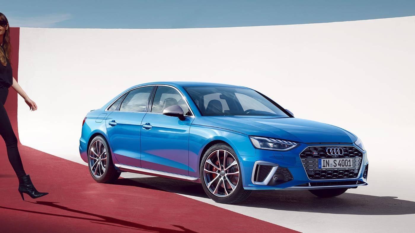 Nouvelle Audi S4 Berline 2020 quattro extérieur