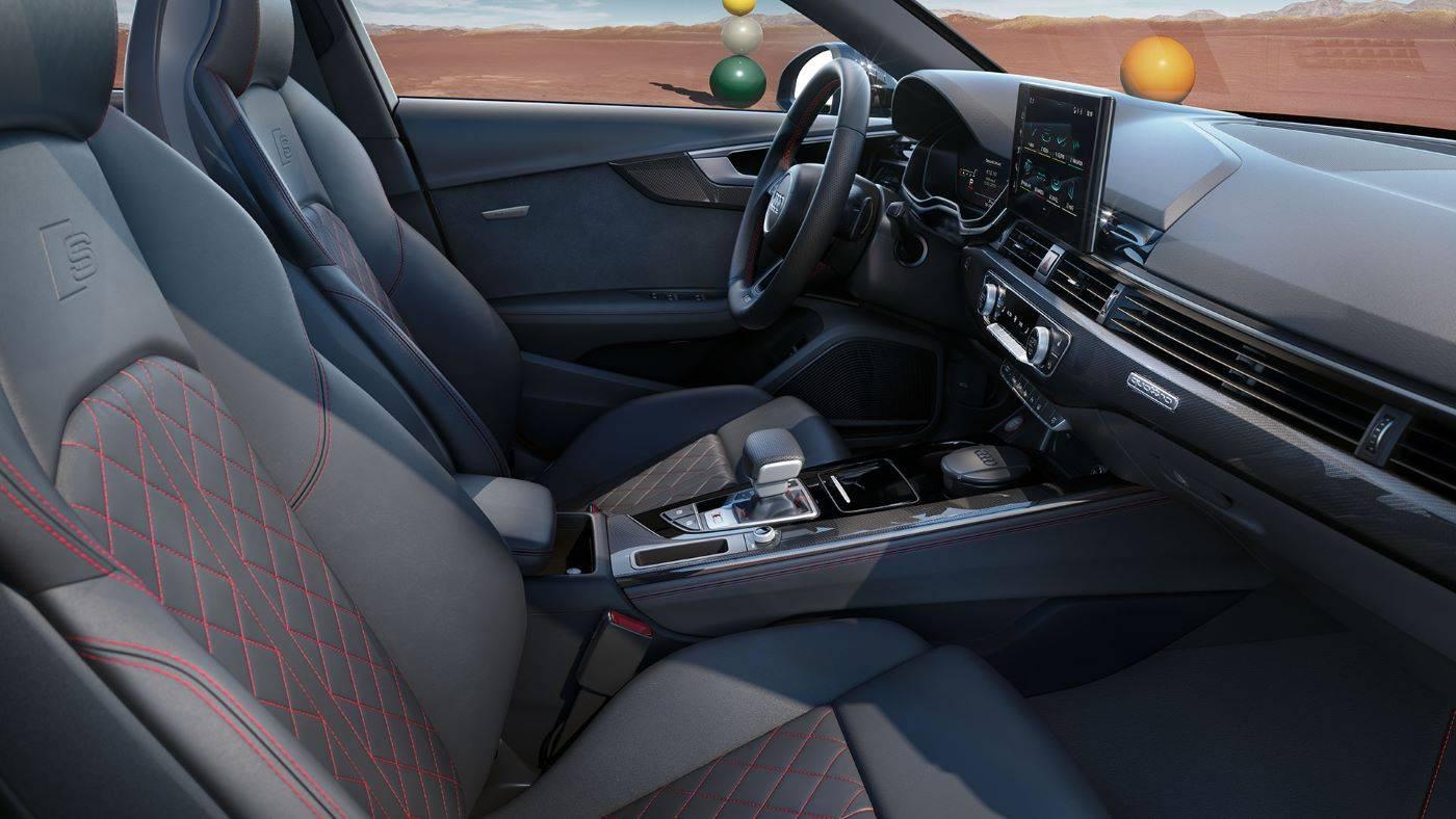 Nouvelle Audi S4 Avant 2019-2020 intérieur sièges