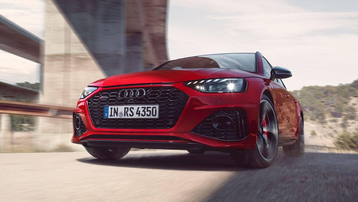Moteur Audi RS4 Avant 2019 2020 sport photo