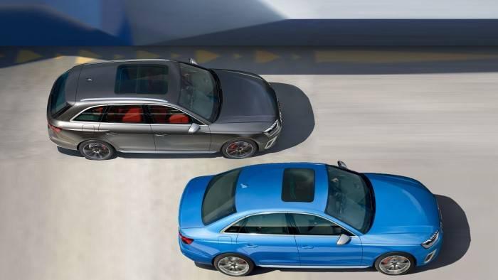 Nouvelles Audi S4 Avant S4 Berline 2019 2020