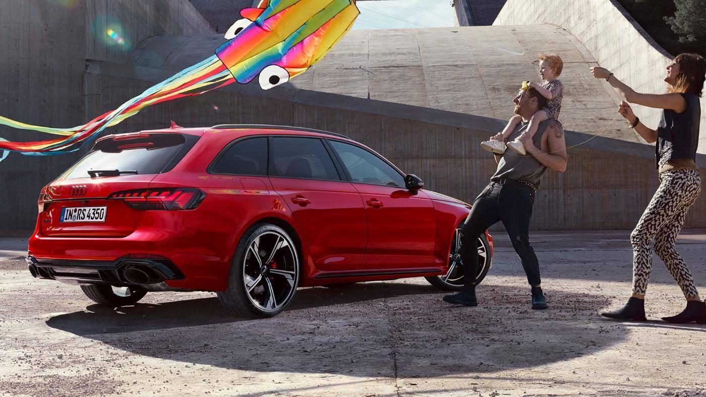 Nouvelle Audi RS4 Avant quattro sport 2019 2020