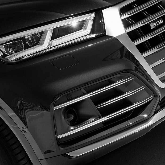 Nouvelle Audi SQ5 TDI Phares Audi Matrix LED