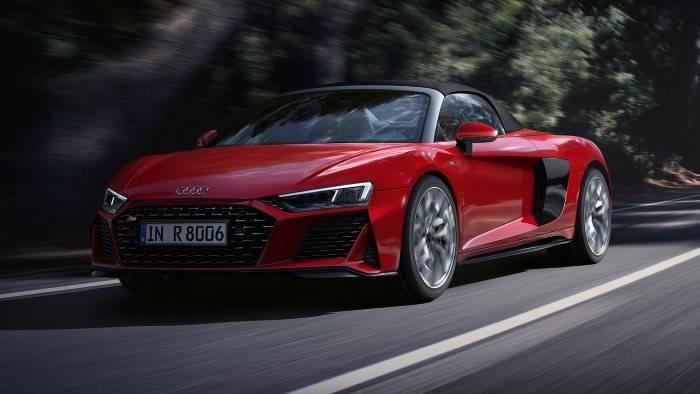 Audi R8 Spyder V10 quattro 2019